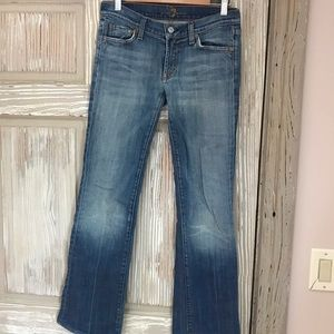 Seven for All Mankind Jeans Style U075055U-055U